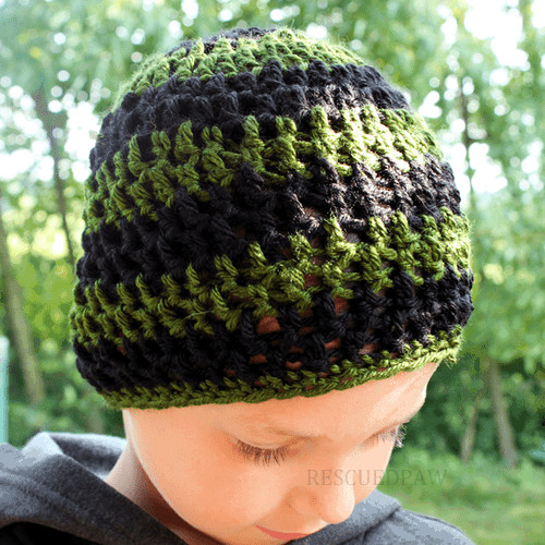 Fresh Gamer Beanie Crochet Pattern ⋆ Rescued Paw Designs Crochet Inline Crochet Hook Of Amazing 46 Pics Inline Crochet Hook