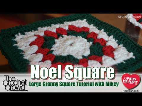 Fresh Granny Noel Afghan Square Crochet Tutorial with Mikey Crochet Of New 49 Images Mikey Crochet