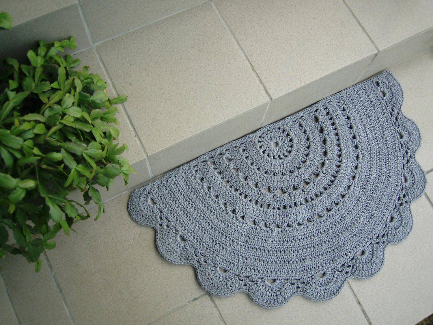 Fresh Half Circle Doily Crochet Rug Doormat Bathroom Rug Gray Crochet Bathroom Rug Of Great 43 Images Crochet Bathroom Rug