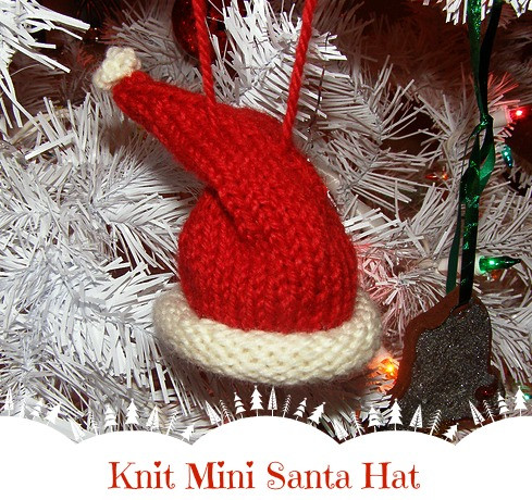 Fresh Handmade Christmas Knit Christmas ornaments Knitted Christmas Hats Of Adorable 50 Models Knitted Christmas Hats
