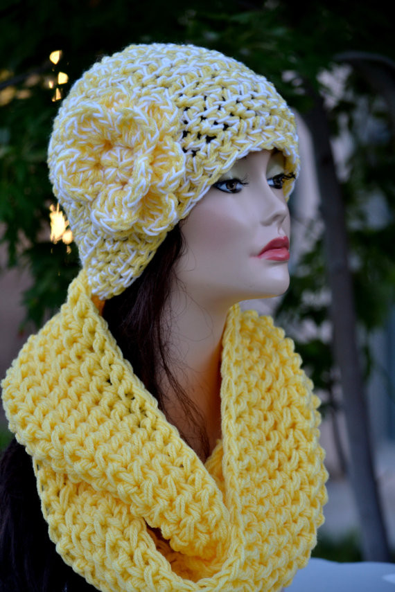 Fresh Hat and Scarf Set Crochet Infinity Scarf From Africancrab Crochet Hat and Scarf Set Of Amazing 44 Models Crochet Hat and Scarf Set