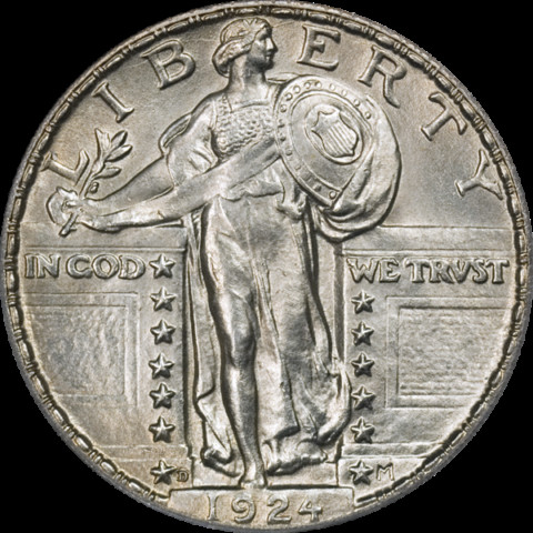 Historical Values Standing Liberty Quarters See How