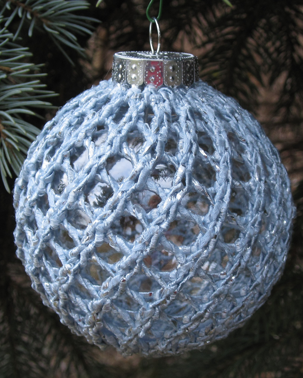 Fresh Holiday ornaments Knitting Patterns Knitted Christmas ornaments Of Incredible 50 Models Knitted Christmas ornaments