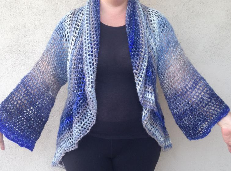 Fresh How to Crochet A Circle Vest Tutorial Patterns Crochet Circle Jacket Free Pattern Of Top 43 Photos Crochet Circle Jacket Free Pattern