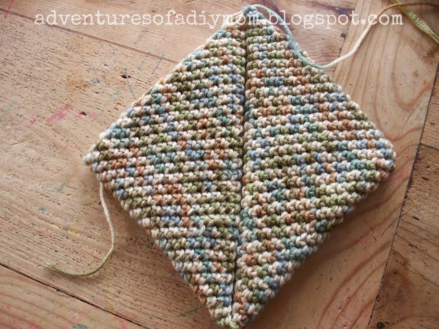 Fresh How to Crochet A Hotpad Super Easy Version Adventures Crochet Hot Pad Pattern Of Awesome 35 Pictures Crochet Hot Pad Pattern