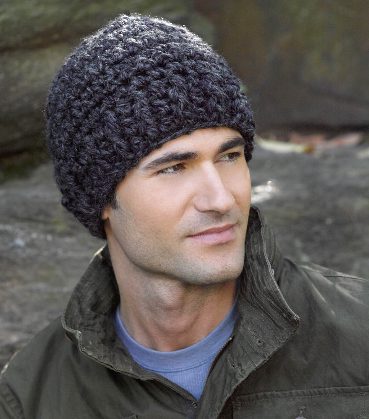 Fresh Husband Approved Crochet Hats for Men Sewrella Simple Crochet Hat Of Awesome 43 Images Simple Crochet Hat