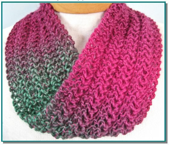 Fresh Infinity Scarf Knitting Pattern Knit Lace Easy for Simple Scarf Knitting Patterns Of Amazing 49 Models Simple Scarf Knitting Patterns