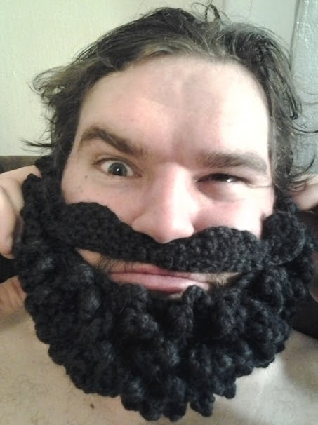 Fresh [insert Clever Name Here] Beard for the Beanie Crochet Beard Hat Of Charming 44 Models Crochet Beard Hat