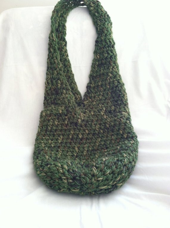 Fresh Items Similar to forest Green Crochet Hobo Bag On Etsy Crochet Hobo Bag Of Adorable 47 Pictures Crochet Hobo Bag