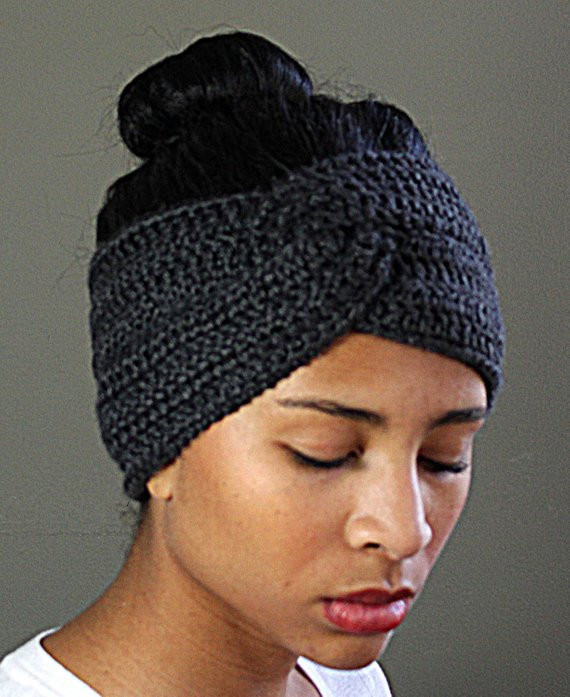 Fresh Items Similar to Twisted Crocheted Earwarmer Headband On Etsy Crochet Ear Warmer Headband Of Perfect 48 Images Crochet Ear Warmer Headband