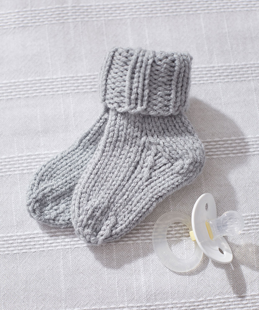 Fresh Knit Baby socks Free Knitting Pattern ⋆ Knitting Bee Baby socks Knitting Pattern Of Marvelous 40 Photos Baby socks Knitting Pattern