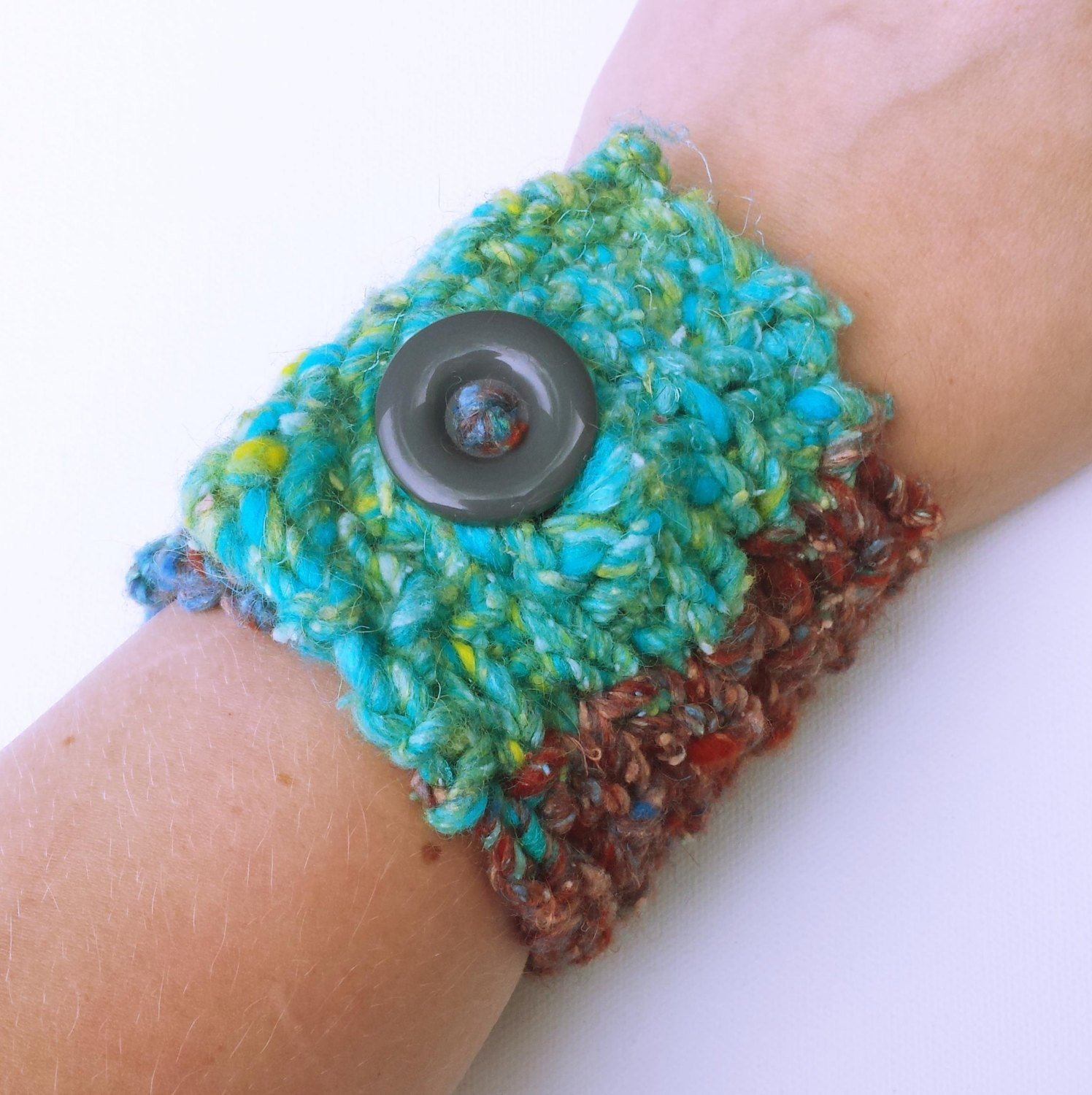 Fresh Knit Cuff Bracelet Cuff Bracelet Knitted Jewelry Unique Knitted Bracelet Of Brilliant 50 Models Knitted Bracelet