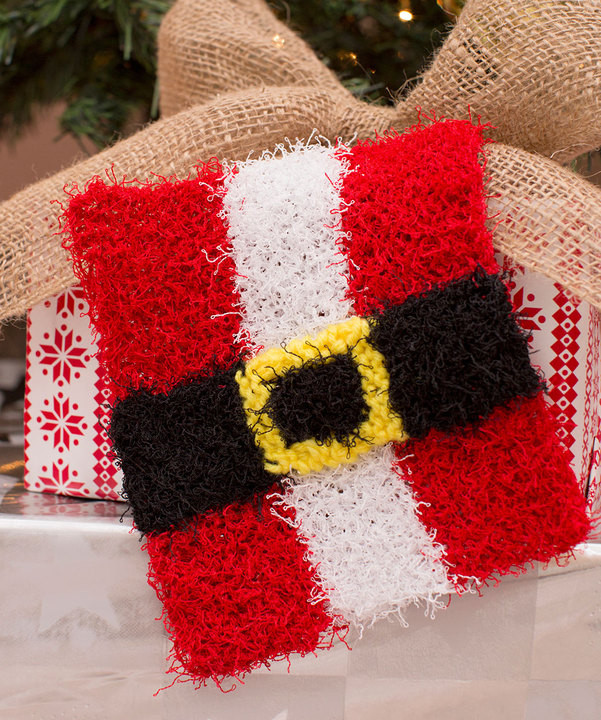 Fresh Knit Santa Belly Scrubby Pattern Red Heart Giveaway Scrubby Yarn Patterns Of Adorable 47 Images Scrubby Yarn Patterns