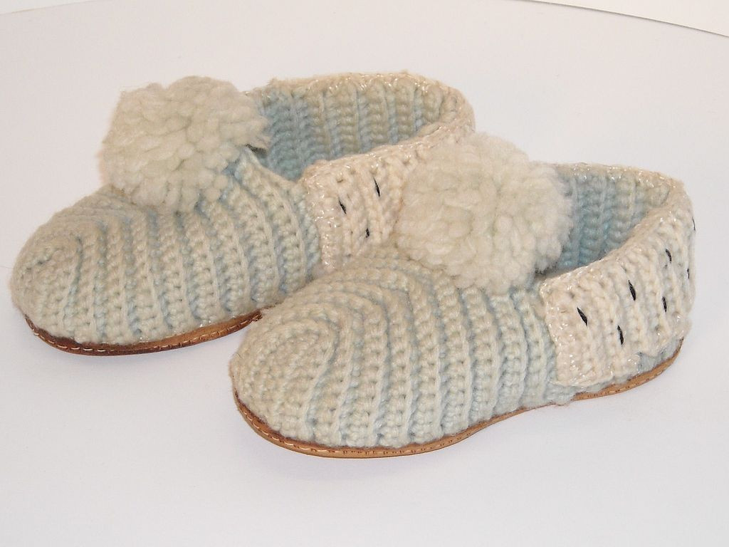 Fresh Knit Wool Slippers with Leather soles From Dollroom On Slipper soles for Knitting Of Superb 40 Images Slipper soles for Knitting
