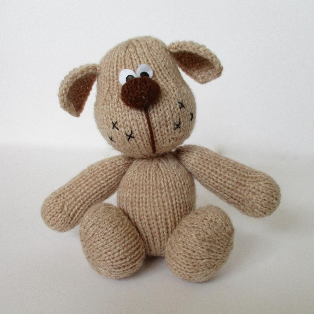 Fresh Knit Yourself A Pet Animal toy Knitting Patterns Knitted Animals Of Attractive 49 Pics Knitted Animals