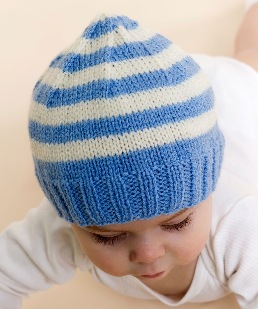Fresh Knitted Baby Hats Knitted Baby Bonnet Of Top 47 Pics Knitted Baby Bonnet