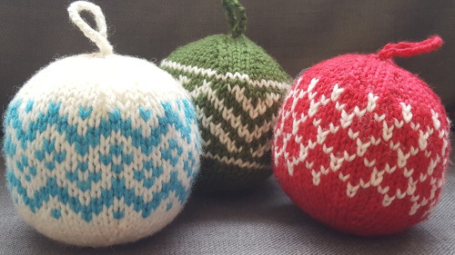 Fresh Knitted Christmas ornaments A Kit Knitted Christmas ornaments Of Incredible 50 Models Knitted Christmas ornaments