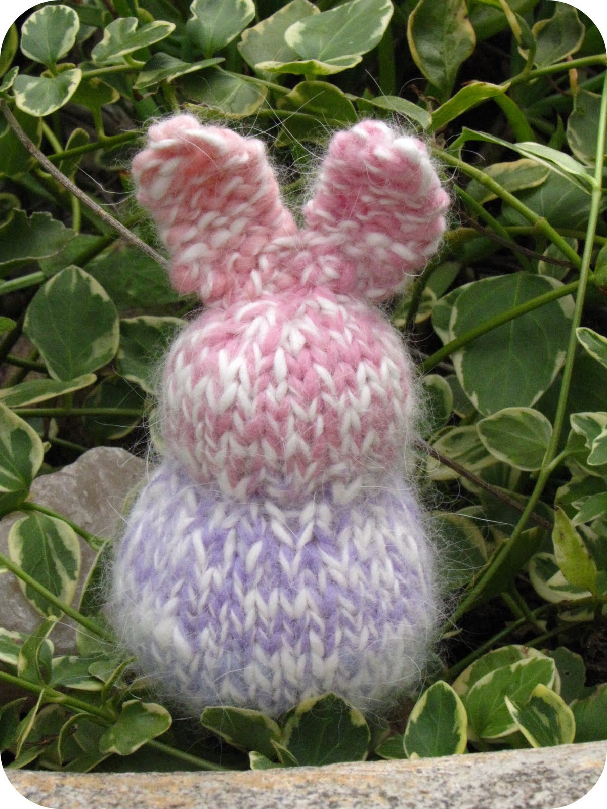 Fresh Knitted Easter Patterns and Tutorials Natural Suburbia Knitted Bunny Pattern Of Unique 40 Pics Knitted Bunny Pattern