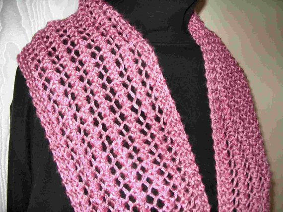 Fresh Knitted Lace Scarf Four Patterns In E Easy to Knit One Row Easy Scarf Knitting Patterns for Beginners Of Adorable 49 Ideas Easy Scarf Knitting Patterns for Beginners