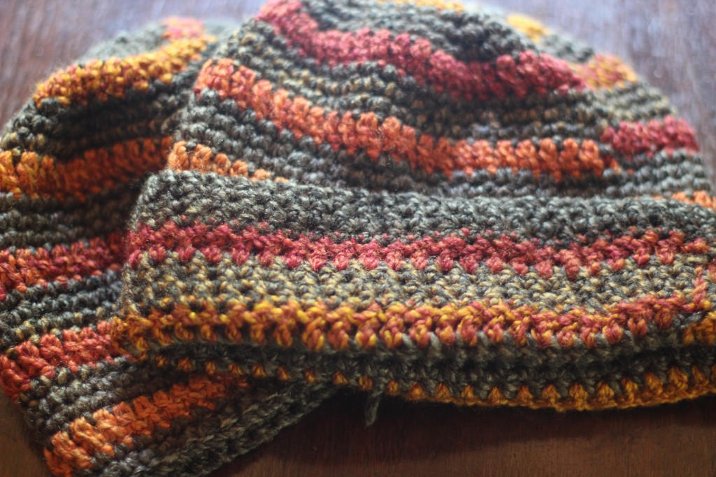 Knitted Stocking Cap Pattern