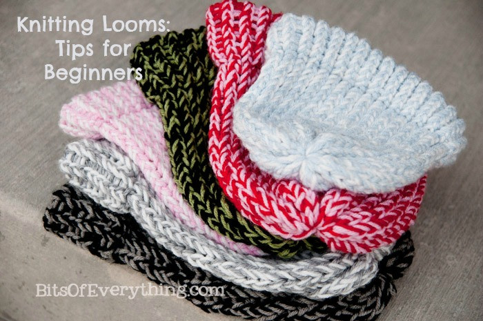 Knitting Loom Hats Tips For Beginners Page 2 of 2