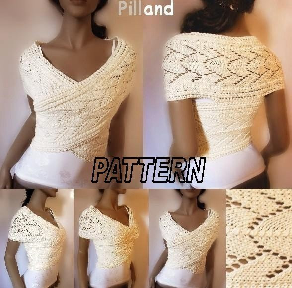 Fresh Knitting Pattern Lace Knit Sweater Womens Vest Pdf Instant Knitted Vest Patterns Of Amazing 50 Models Knitted Vest Patterns