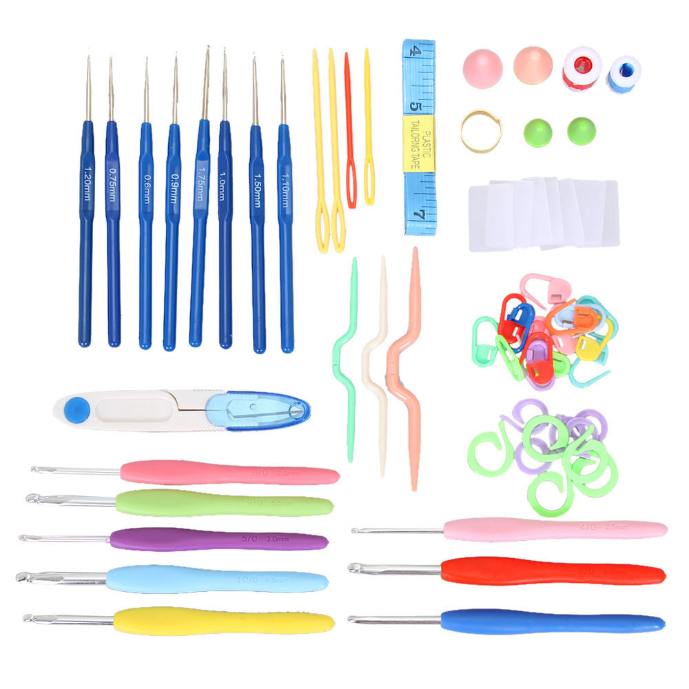 Fresh Knitting tools Crochet Needle Hook Accessories Supplies Knitting Needle Kits Of Awesome 42 Pics Knitting Needle Kits