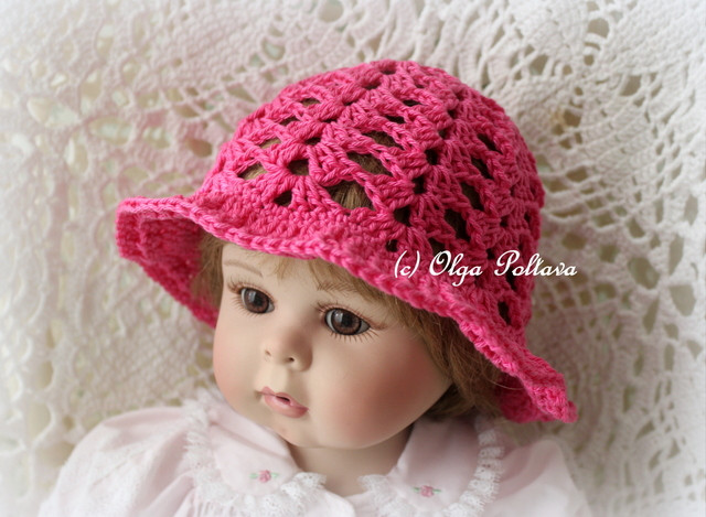 Fresh Lacy Crochet Simples Shells Baby Summer Hats Crochet Summer Hat Pattern Of Incredible 46 Photos Crochet Summer Hat Pattern