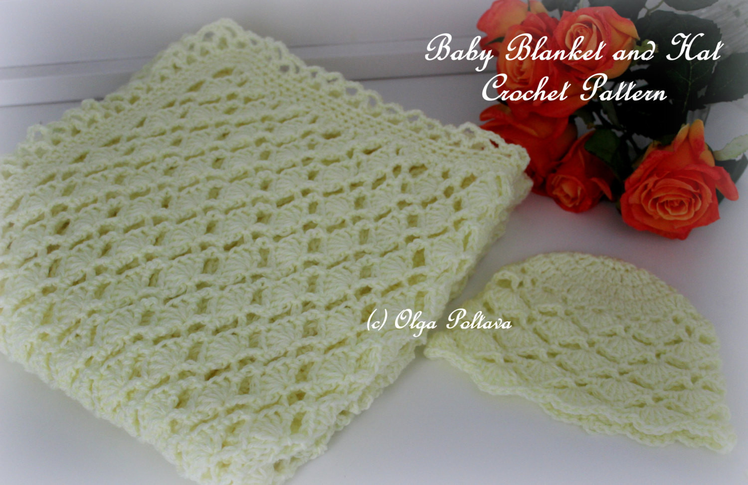 Fresh Lacy Shells Baby Blanket and Hat Crochet Patterns Easy to Shell Baby Blanket Of Superb 42 Images Shell Baby Blanket