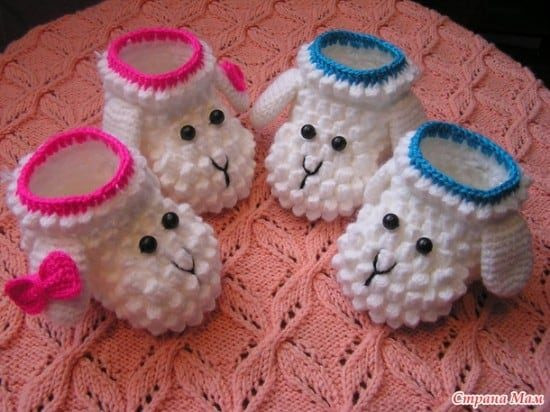 Fresh Lamb Booties Crochet Pattern is Super Cute Crochet Baby Booties for Beginners Of Awesome 49 Photos Crochet Baby Booties for Beginners