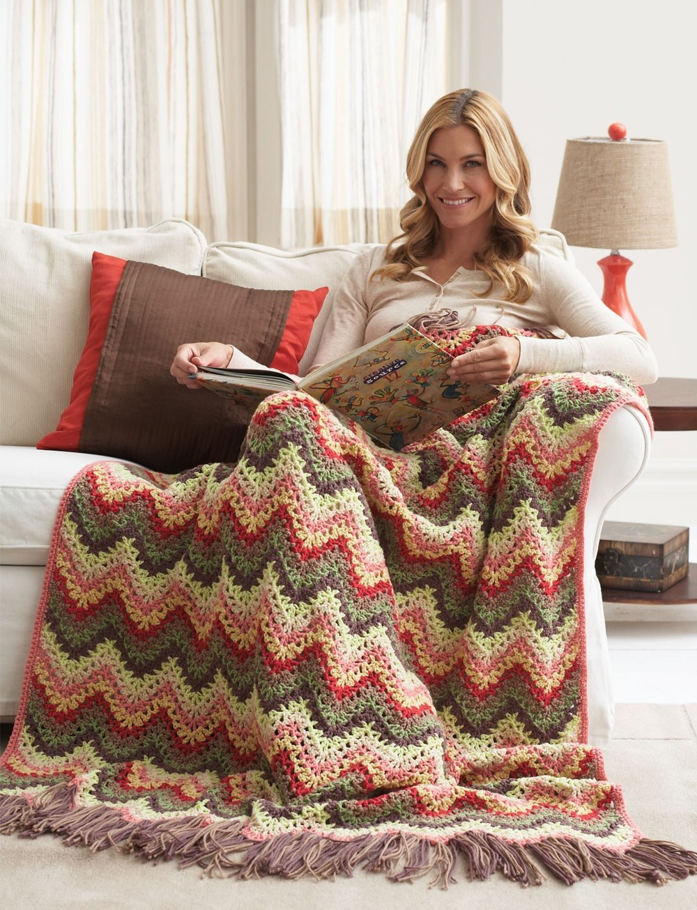 Fresh Lazy Day Ripple Pattern All Free Crochet Afghan Patterns Of New 48 Pics All Free Crochet Afghan Patterns