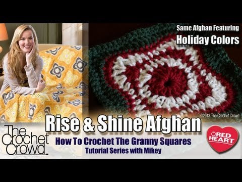 Fresh Learn How to Crochet the Rise & Shine Afghan with Mikey Mikey Crochet Crowd Of Top 41 Pics Mikey Crochet Crowd