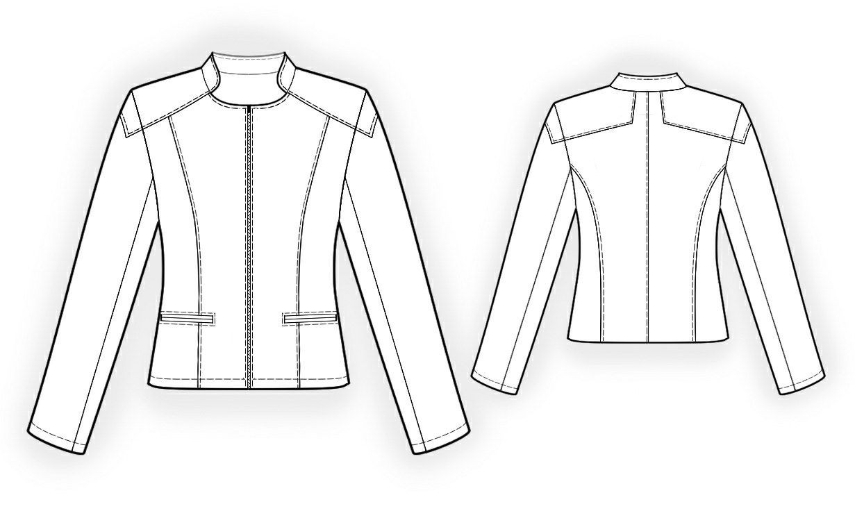 Fresh Leather Jacket Sewing Pattern 4101 Made to Measure Jacket Sewing Patterns Of Adorable 41 Models Jacket Sewing Patterns