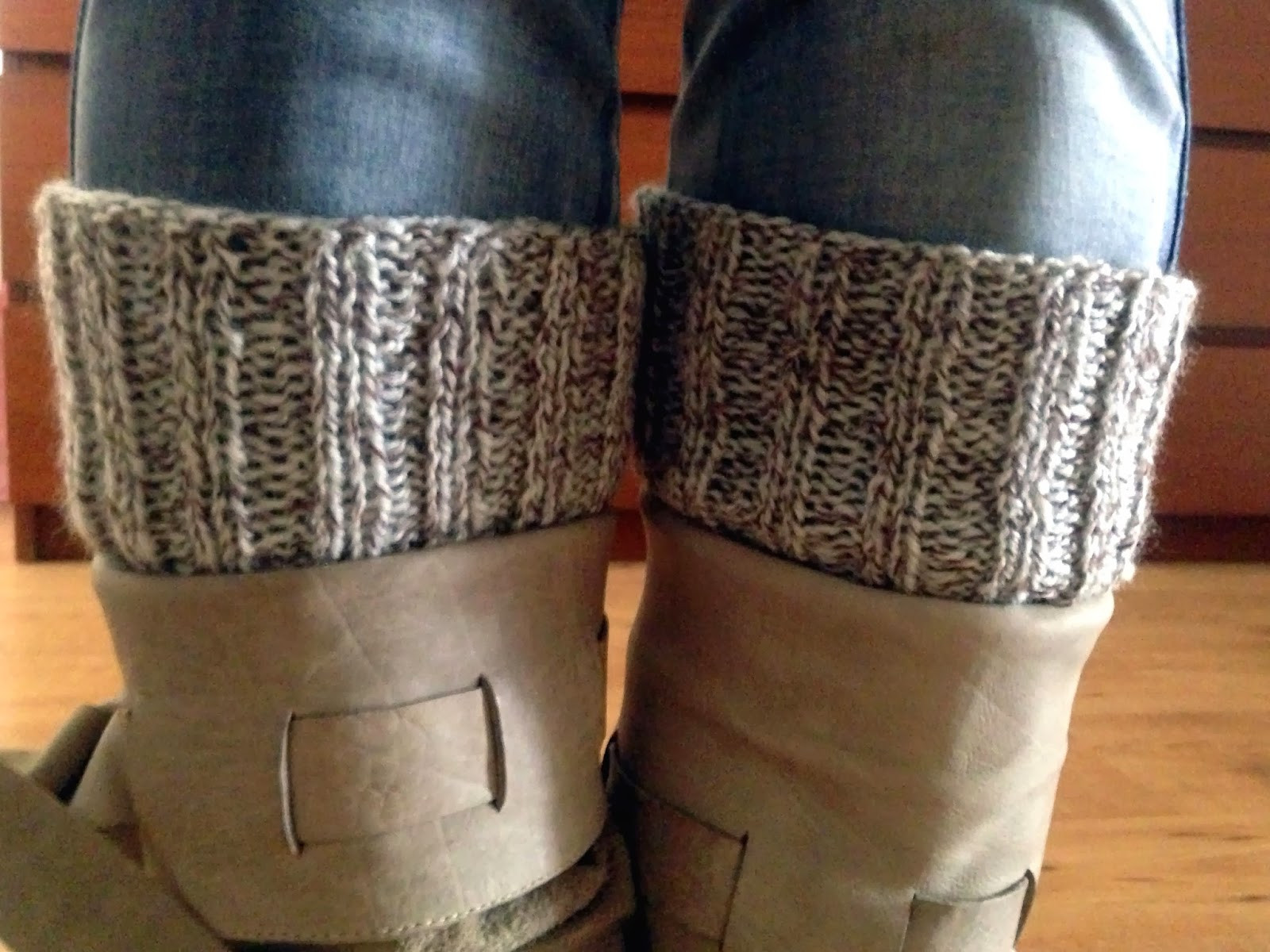 easiest boot cuffs