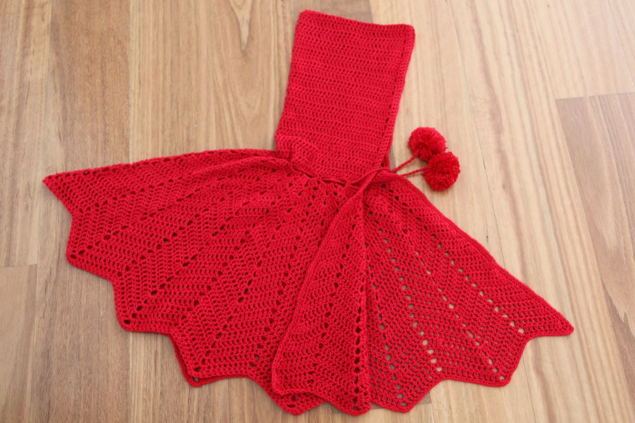 Fresh Little Red Riding Hood Crochet Cape Red Riding Hood Cape Pattern Of Charming 43 Pictures Red Riding Hood Cape Pattern
