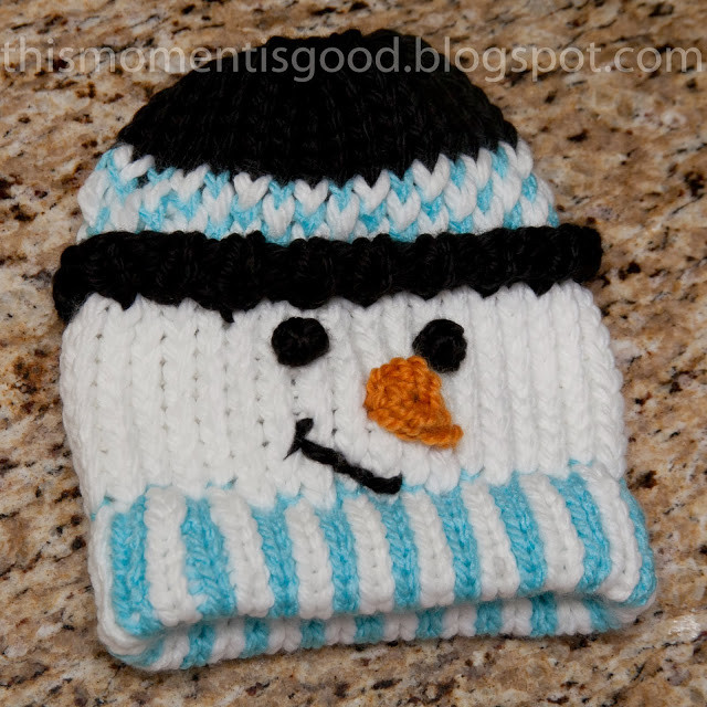 Fresh Loom Knitting by This Moment is Good Loom Knit Snowman Hat Snowman Knitting Pattern Of Attractive 40 Images Snowman Knitting Pattern