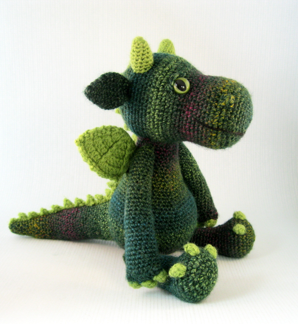Fresh Lucyravenscar Crochet Creatures Cuddly Dragon Amigurumi Crochet Dragon Pattern Of Brilliant 50 Pictures Crochet Dragon Pattern