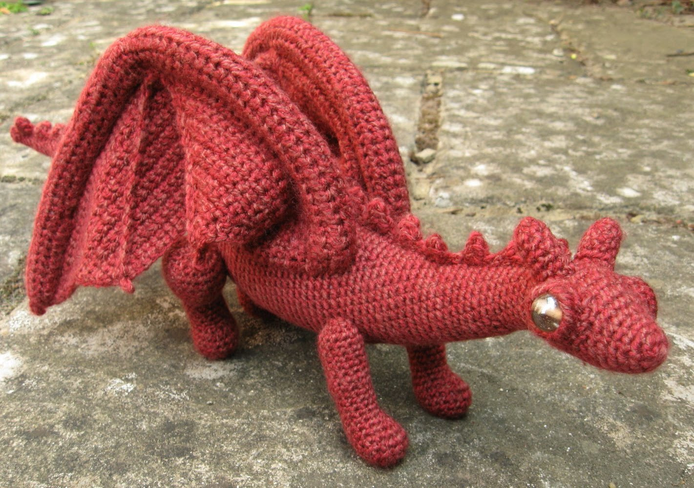 Fresh Lucyravenscar Crochet Creatures Dragonet Pattern Crochet Dragon Pattern Of Brilliant 50 Pictures Crochet Dragon Pattern
