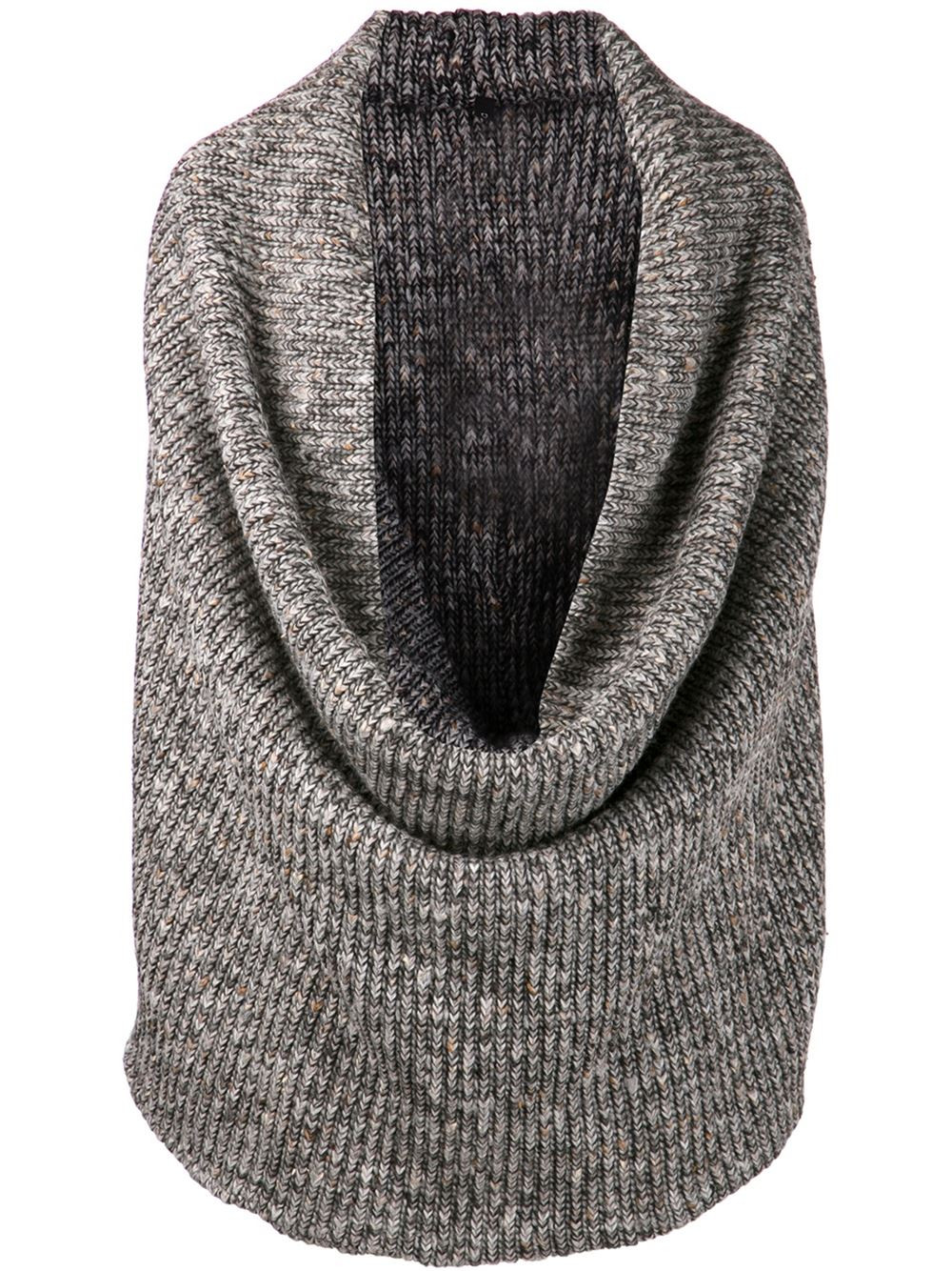 Fresh Lyst Dominic Louis Knit Circle Scarf In Gray Knit Circle Scarf Of Brilliant 47 Photos Knit Circle Scarf