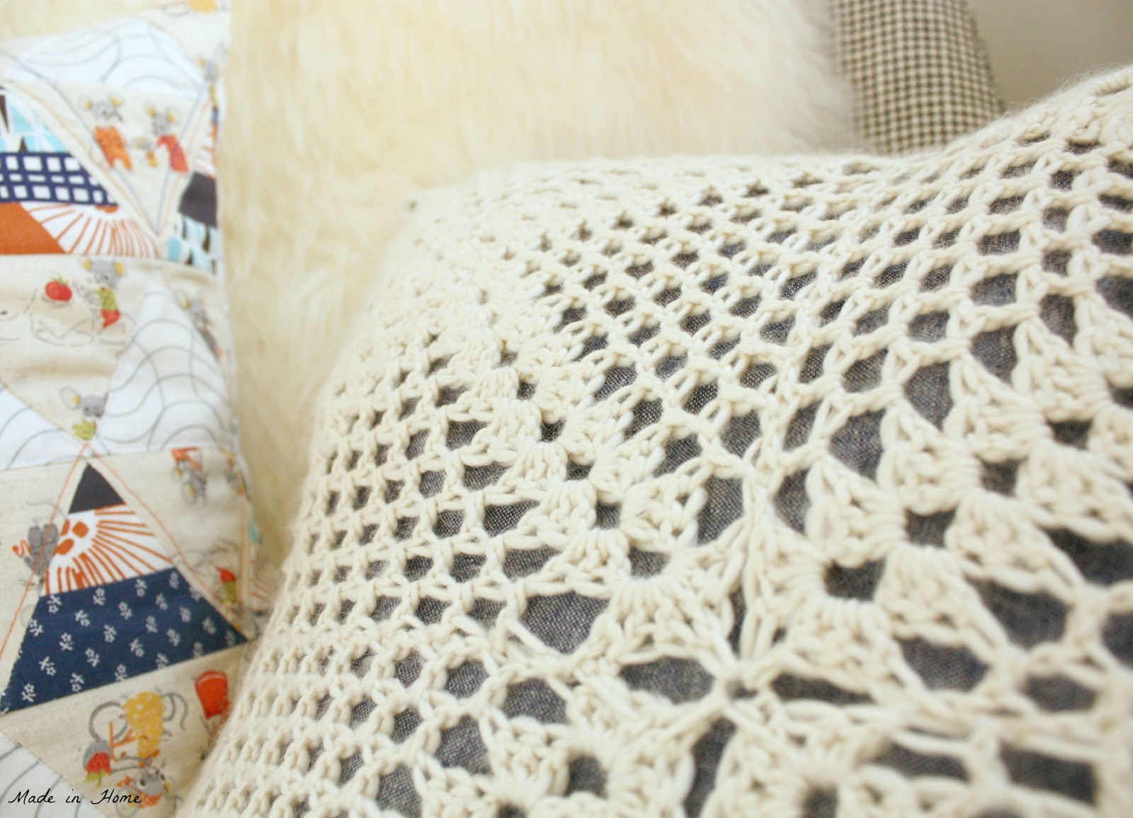 Fresh Made In Home Vintage Crochet Cushion Free Pattern Vintage Crochet Of Perfect 44 Models Vintage Crochet