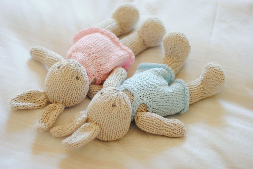 Fresh Made to order Hand Knitted Bunny Knitted toy Stuffed Animal Knit Stuffed Animals Of Beautiful 47 Pics Knit Stuffed Animals