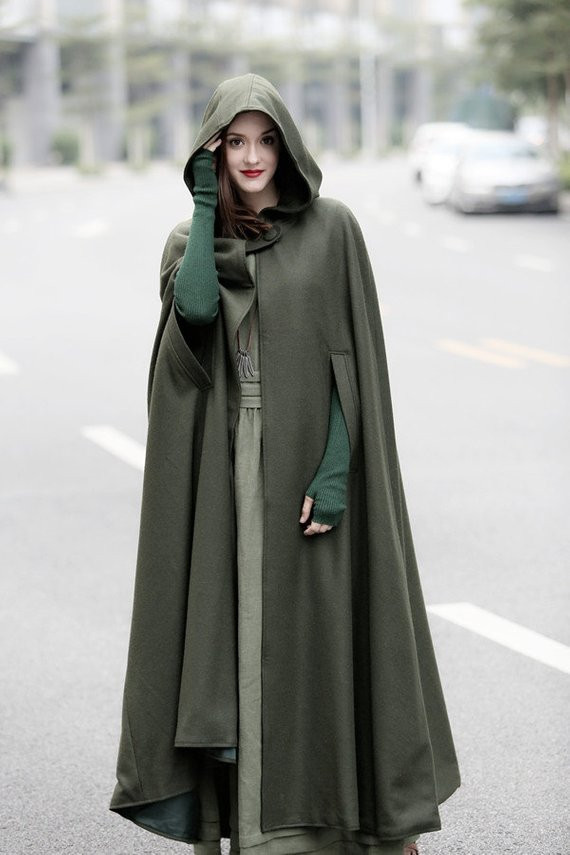 Fresh Maxi Hooded Wool Coat Cloak Cashmere Maxi Cashmere Hooded Cape Pattern Of Great 42 Pictures Hooded Cape Pattern