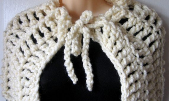 Fresh Mel P Designs Free Chunky Capelet Crochet Pattern Free Crochet Patterns for Bulky Yarn Of Beautiful 46 Photos Free Crochet Patterns for Bulky Yarn