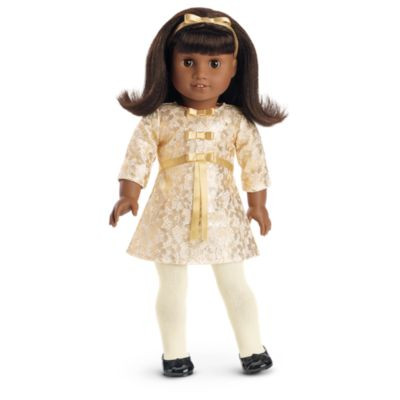 Melody s Christmas Outfit for 18 inch Dolls