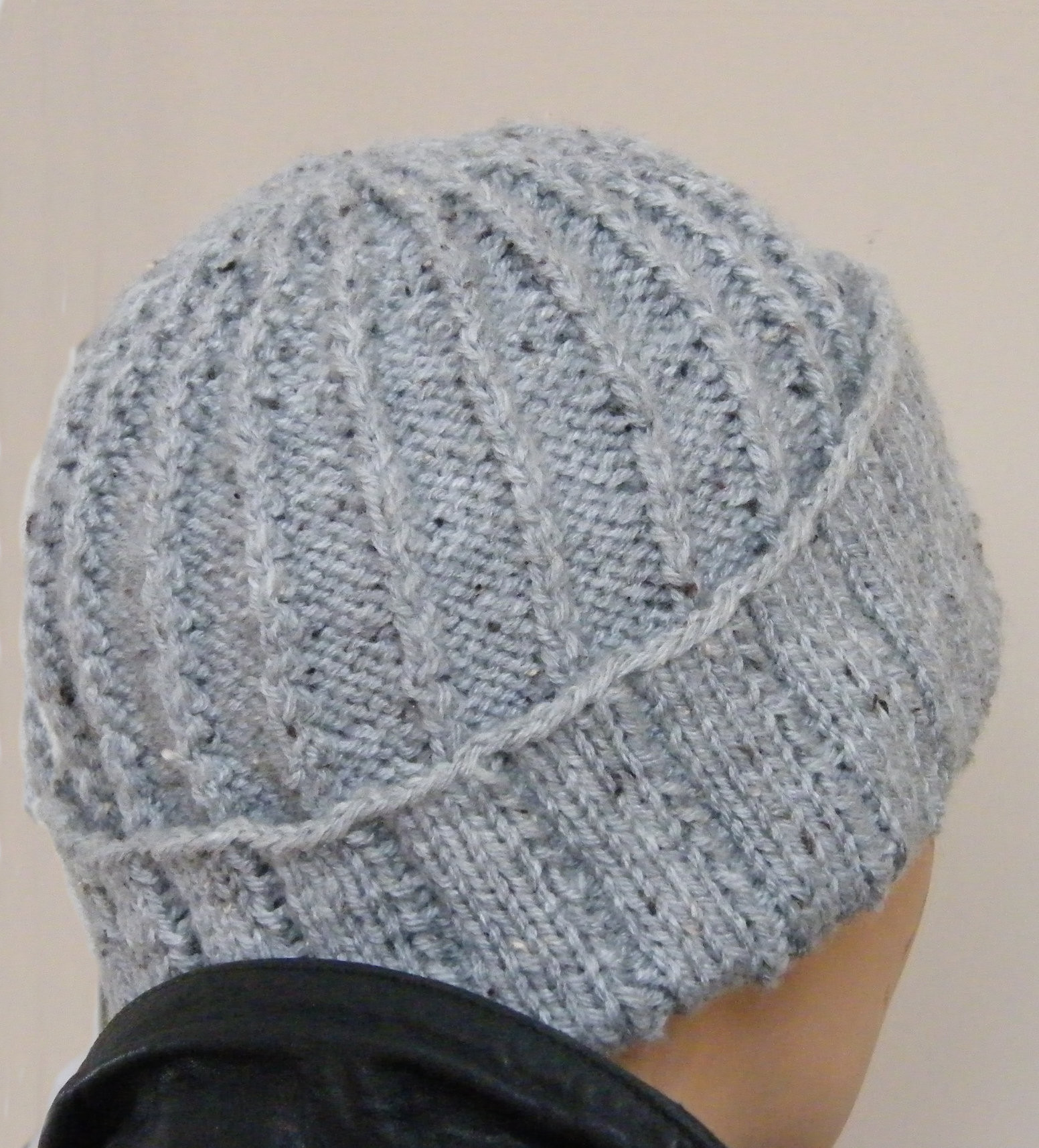 Fresh Mens Knitting Patterns – Impeccable Knits Shifting Stitches Rib Knit Hat Of Gorgeous 47 Models Rib Knit Hat