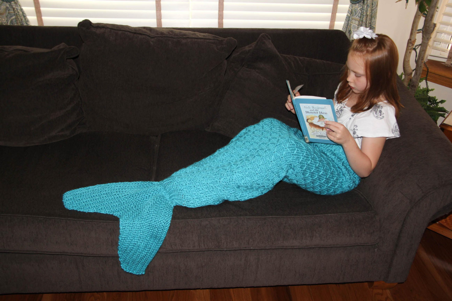 Fresh Mermaid Tail Lapghan Blanket Knitting Pattern for Children Knitted Mermaid Blanket Of Great 41 Images Knitted Mermaid Blanket