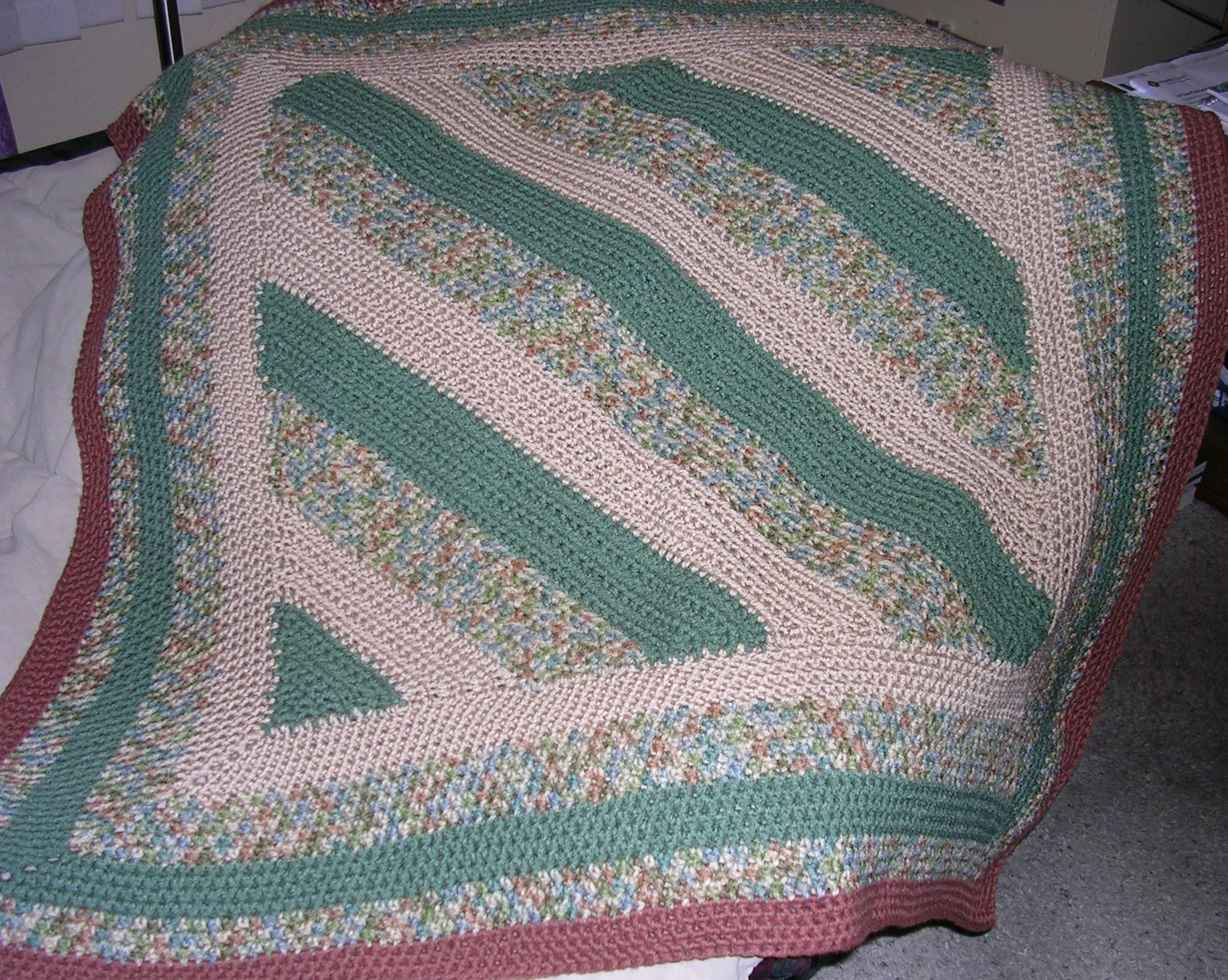 Ministry Crochet Projects