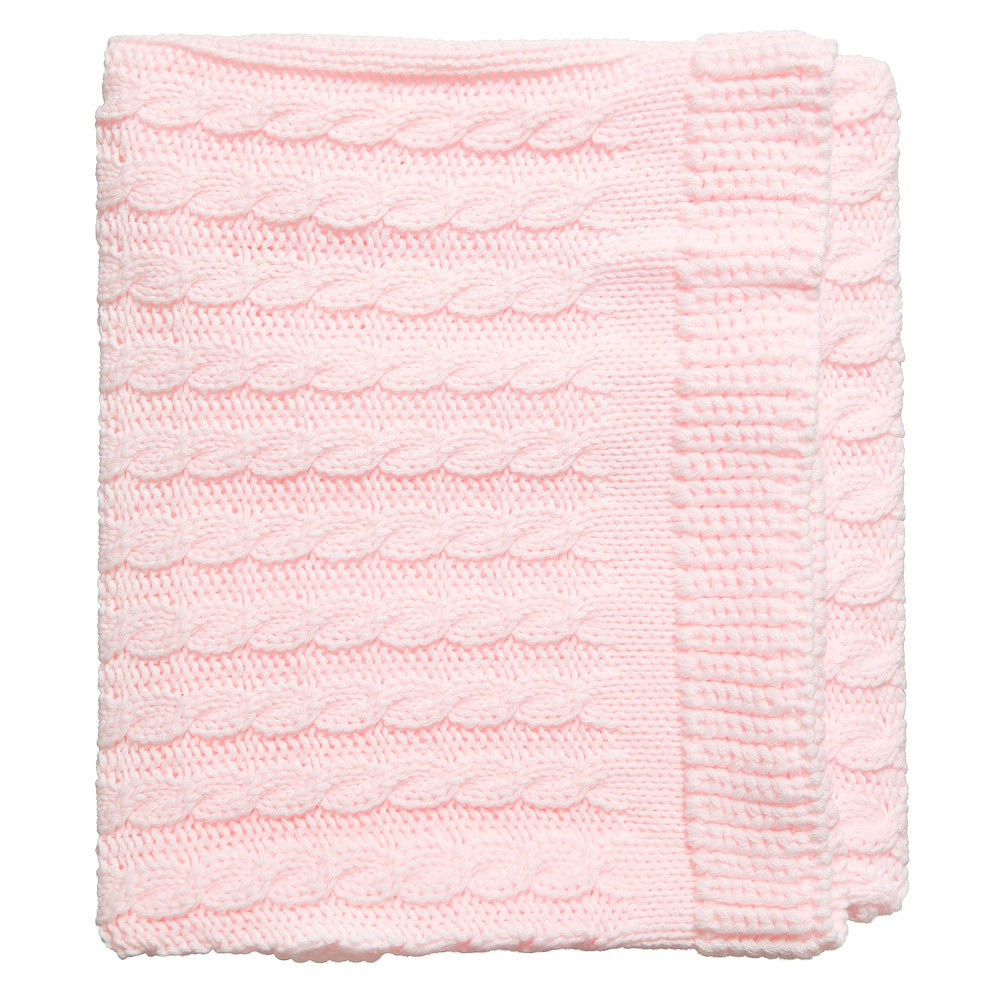 Fresh Minutus Pink Cable Knit Baby Blanket 98cm Cable Knit Baby Blanket Of Amazing 41 Photos Cable Knit Baby Blanket