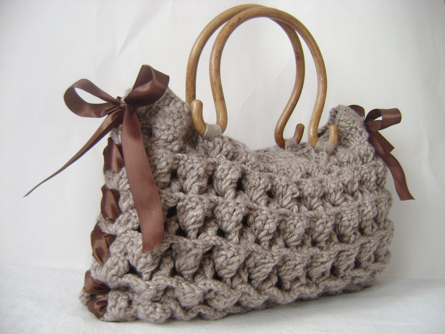 Fresh Mothers Day Happy Holidays Handmade Knit Bag Brown Celebrity Knitted Purse Of Amazing 41 Pics Knitted Purse