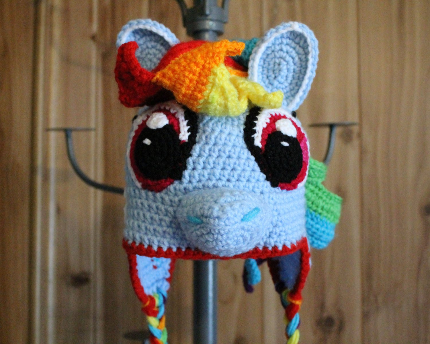 Fresh My Little Pony Costume Rainbow Dash Crochet Hat Pattern My Little Pony Crochet Pattern Of Brilliant 49 Ideas My Little Pony Crochet Pattern